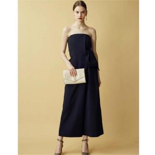 ラグナムーン(LagunaMoon)の新品タグ付き ラグナムーン パンツ ドレス(ロングドレス)