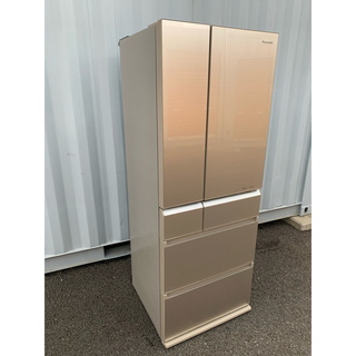 Panasonic - Panasonic 冷凍冷蔵庫 タッチアクセス 時短微凍結パーシャル 505L