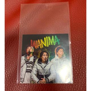 ワニマ(WANIMA)のWANIMA アルバム購入特典のステッカー ワニマ(ミュージシャン)