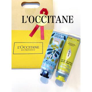 ロクシタン(L'OCCITANE)の【新品・未使用】ロクシタン ハンドクリーム 30ml 2本(ハンドクリーム)