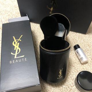 Yves Saint Laurent Beaute - イヴサンローラン ノベルティ ブラシセット新品