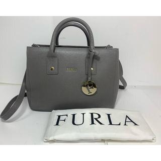 フルラ(Furla)の極美品★フルラ FURLA 2wayショルダーバッグ ハンドバッグ(ショルダーバッグ)