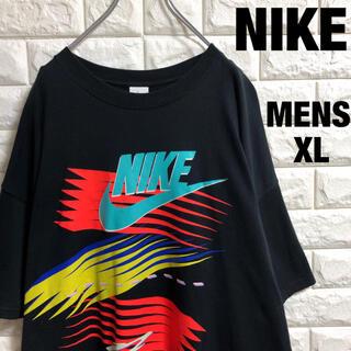 ナイキ(NIKE)の美品 NIKE  ナイキ エアマックス Tシャツ メンズXLサイズ(Tシャツ/カットソー(半袖/袖なし))
