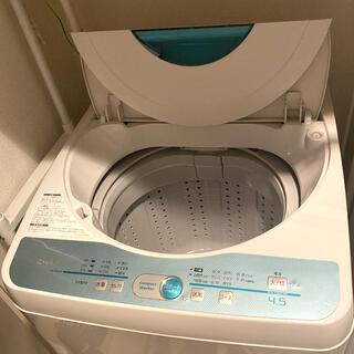 SHARP - 一人暮らし用 SHARP 洗濯機