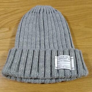 ジーユー(GU)のGUニット帽(ニット帽/ビーニー)