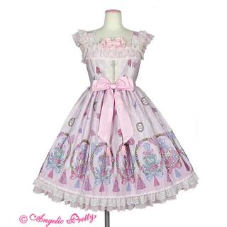 アンジェリックプリティー(Angelic Pretty)のAngelic Pretty Romantic Perfumeジャンパースカート(ひざ丈ワンピース)