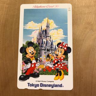 ディズニー(Disney)の東京ディズニーランド テレフォンカード(その他)