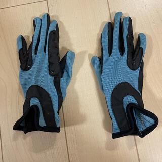 手袋 グローブ 乗馬 XSサイズ