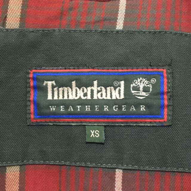 Timberland(ティンバーランド)の激レア 90s ティンバーランド ハンティングジャケット カバーオール 美品 メンズのジャケット/アウター(ブルゾン)の商品写真