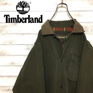 Timberland - 激レア 90s ティンバーランド ハンティングジャケット カバーオール 美品