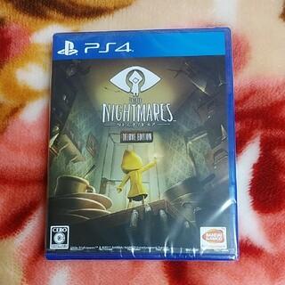 プレイステーション4(PlayStation4)のPS4 リトルナイトメア(家庭用ゲームソフト)