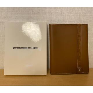 Porsche - ポルシェ ノベルティ ブックカバー