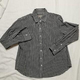 ユナイテッドアローズ ギンガムチェックシャツ(シャツ/ブラウス(長袖/七分))