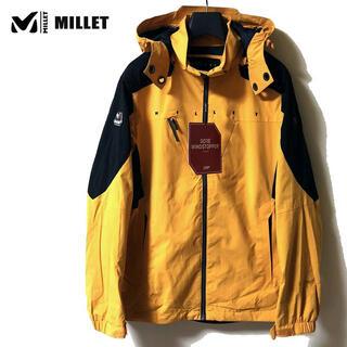 ミレー(MILLET)の新品 MILLET ミレー GORE WINDSTOPPER マウンテンパーカー(マウンテンパーカー)