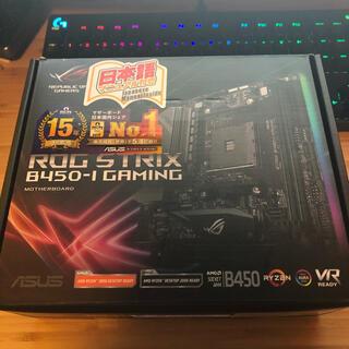 エイスース(ASUS)のASUS ROG STRIX B450-I GAMING(PCパーツ)