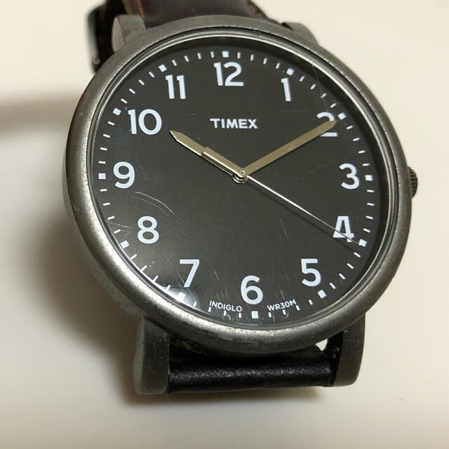 TIMEX(タイメックス)のTIMEX タイメックス メンズ 腕時計 時計 アナログ アナログ時計 茶色 メンズの時計(腕時計(アナログ))の商品写真