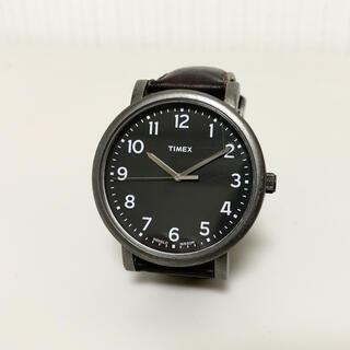 TIMEX タイメックス メンズ 腕時計 時計 アナログ アナログ時計 茶色