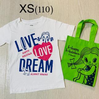 エイティーエイティーズ(88TEES)のハレイワ KIDS Tシャツ XS(110)(Tシャツ/カットソー)