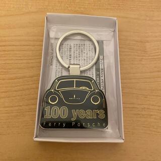 ポルシェ(Porsche)のポルシェ ノベルティ メモリアルキーホルダー(ノベルティグッズ)