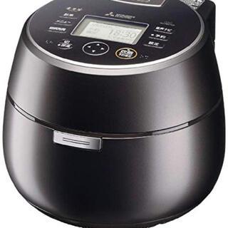 三菱 - 三菱 IHジャー炊飯器(5.5合炊き)黒銀蒔本炭釜NJ-AW109-B