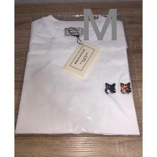 MAISON KITSUNE' - 新品 メゾンキツネ Tシャツ シュプリーム ザノースフェイス ビームス
