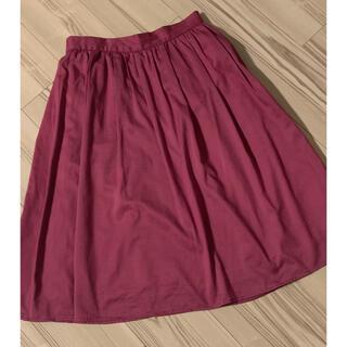 ストラ(Stola.)のstola. ストラ ふんわりスカート 40(ひざ丈スカート)