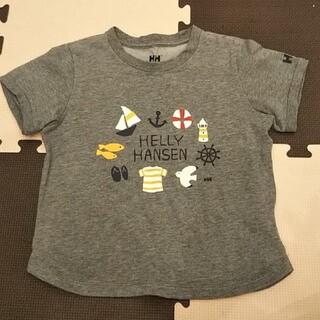 ヘリーハンセン(HELLY HANSEN)のヘリーハンセンTシャツ 110(Tシャツ/カットソー)