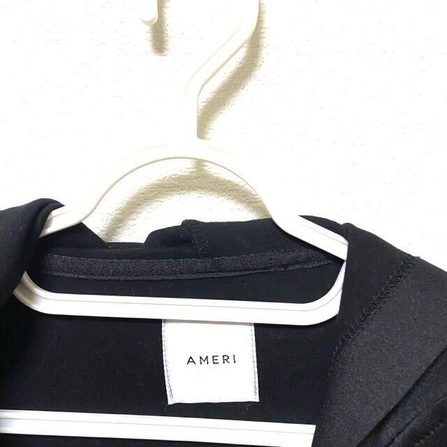 Ameri VINTAGE(アメリヴィンテージ)のAMERIデザインパーカー レディースのトップス(パーカー)の商品写真