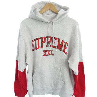 シュプリーム(Supreme)のシュプリーム XXLパーカー 美品(パーカー)
