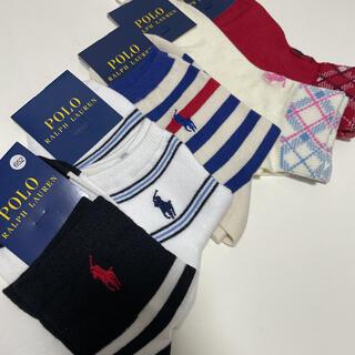 POLO RALPH LAUREN - 652 ポロ ラルフローレン 靴下 ブランドソックス ショートソックス 百貨店