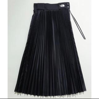 ハイク(HYKE)のTHE NORTH FACE×HYKE Tec Shell Skirt Mサイズ(ロングスカート)