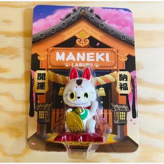 正規品 LABUBU 招き猫 ラブブ MANEKI POP MART 新品未開封(その他)