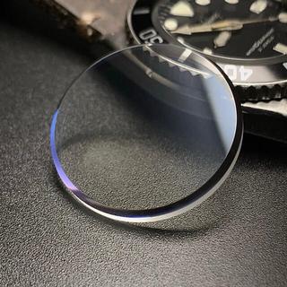 セイコー(SEIKO)のSEIKO SKX023 SKX013 風防 サファイアクリスタル ブルー AR(腕時計(アナログ))