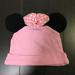 Disney - ミニー☆ベビー帽子【美品】