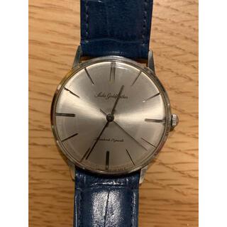 セイコー(SEIKO)のSEIKO gold feather ビンテージウォッチ(腕時計(アナログ))