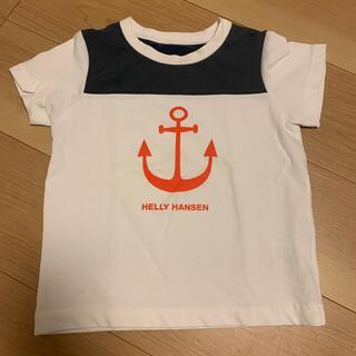 ヘリーハンセン(HELLY HANSEN)のHELLYHANSEN キッズTシャツ110(Tシャツ/カットソー)