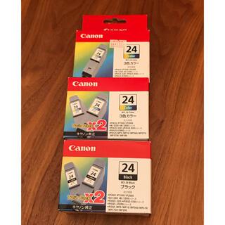 キヤノン(Canon)のキヤノン Canon 純正プリンターインク BCI-24(PC周辺機器)