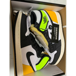 ナイキ(NIKE)のNIKE AIR JORDAN1 HIGH VOLT GOLD 26.5cm (スニーカー)