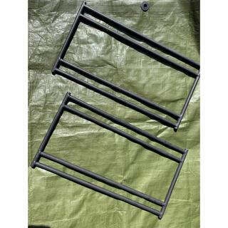 ドッペルギャンガー(DOPPELGANGER)のdod テキーラローレッグM 2個セット(テーブル/チェア)