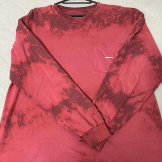 ロンハーマン(Ron Herman)のディセンダント えんじ色 M(Tシャツ/カットソー(半袖/袖なし))