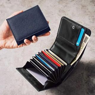 エストネーション(ESTNATION)のエストネーション  蛇腹式 ミニ財布(折り財布)