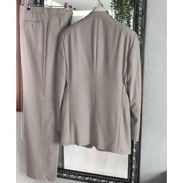 ARMANI COLLEZIONI(アルマーニ コレツィオーニ)の新品 紳士 アルマーニスーツ 46サイズ メンズスーツ メンズのスーツ(セットアップ)の商品写真