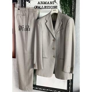 ARMANI COLLEZIONI - 新品 紳士 アルマーニスーツ 46サイズ メンズスーツ