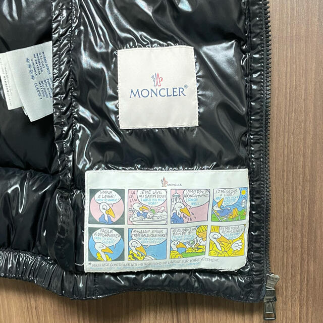 MONCLER(モンクレール)のケンケン様専用モンクレール ダウンベスト LACET GILET メンズのジャケット/アウター(ダウンベスト)の商品写真