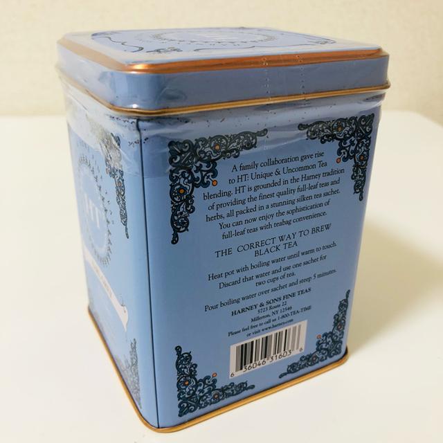 DEAN & DELUCA(ディーンアンドデルーカ)のHT 紅茶 アールグレイ HARNEY & SONS FINE TEAS 紅茶 食品/飲料/酒の飲料(茶)の商品写真