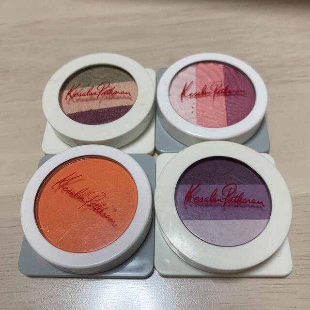 KesalanPatharan(ケサランパサラン)のケサランパサラン フェイスカラー まとめ売り コスメ/美容のベースメイク/化粧品(フェイスカラー)の商品写真