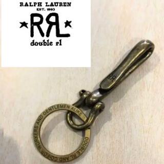 ダブルアールエル(RRL)のRRL ダブルアールエル ラルフローレン キーリング キーフック クラスプ(キーホルダー)