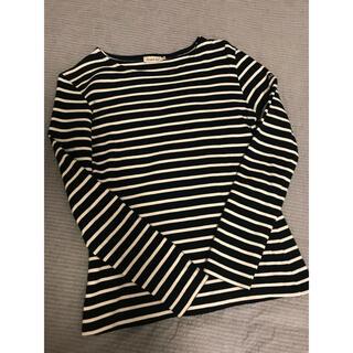 アルモーリュックス(Armorlux)のArmor-lux  アルモーリュクス バスクシャツ ネイビーボーダー(カットソー(長袖/七分))