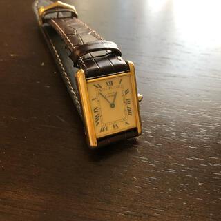 Cartier - カルティエ タンク LM