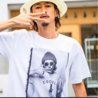 ココロブランド(COCOLOBLAND)の卍LINExCOCOLOBRANDコラボシャツ(Tシャツ/カットソー(半袖/袖なし))